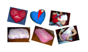 Bless Your Heart Therapeutic Pillows 818.389.1223